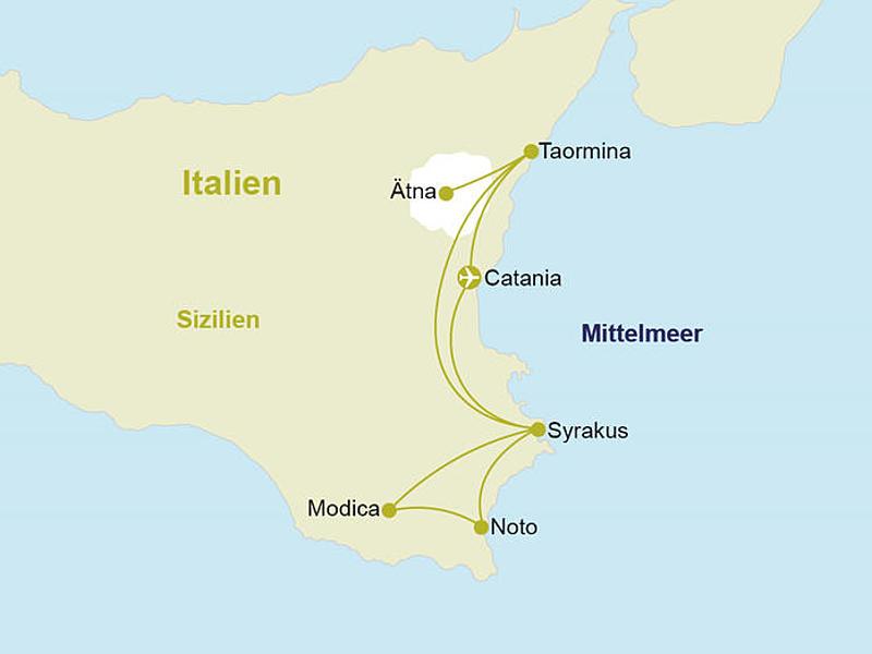 Rtd Reisen Reiseziele Aktuelles Sizilien